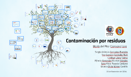 Copy of Contaminacion por residuos