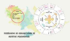 DISEÑANDO MI ORGANIZADOR DE OBJETOS PERSONALES