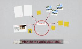 Copy of Plan de la Patria 2013-2019