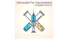 Advocate For Vaccinations