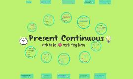 Present Continuos