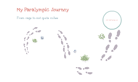 My Paralympic Journey