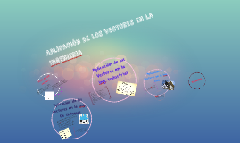 Copy of Aplicación de los vectores en la                    Ingenier