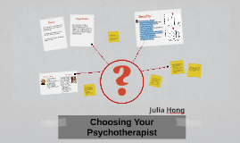 Copy of Choosing Your Psychotherapist