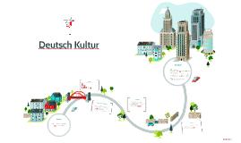Deutsch Kultur