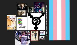 Transgender Issues in International Health