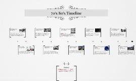 70's/80's Timeline