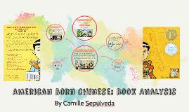 American Born Chinese: Book Analysis