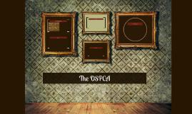 The OSPCA