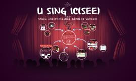 U SING IC(SEE)