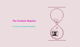 The Feminist Majority