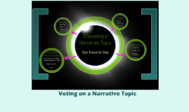 Narative Topic Review