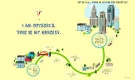 I am Odysseus. This is my Odyssey.