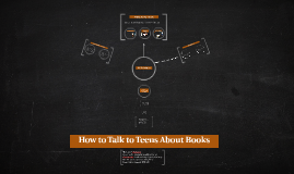 How to Talk to Teens About Books