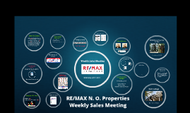Weekly Sales Meeting, April 3, 2019