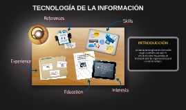 TECNOLOGÍA DE LA INFORMACIÓN