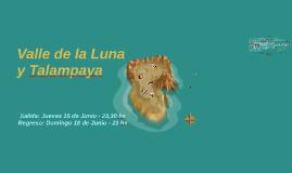 Talampaya y Valle de la Luna