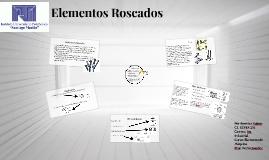 Copy of Elementos Roscados