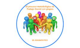Copy of El proceso metodológico de Trabajo Social con grupos