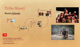 Tribu Maorí