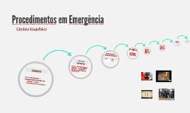 Procedimentos em Emergência