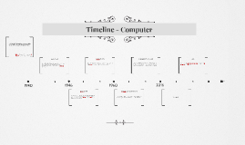 Timeline - Computer