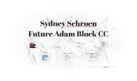 Sydney Schroen Future ABD CC