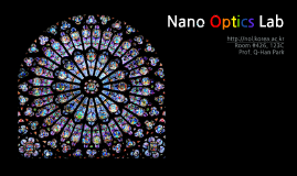 Nano Optics Lab