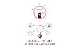 BLOQUE V - HISTORIA