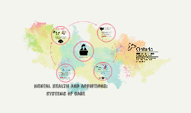 Mental Health and Addictions - Federal, Provincial, Regional, Local
