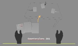 Counterplans 201