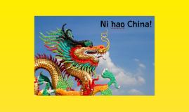 Ni Hao Zhong Guo