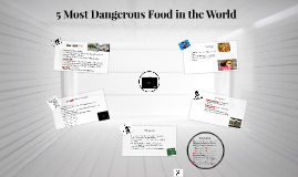 7 Most Dangerous Food in the World