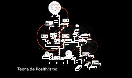Teoría de Positivismo