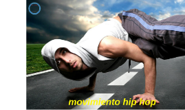 movimiento hip hop