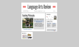 Language Arts Review