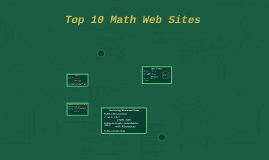 Top 10 Math Web Sites