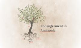Endangerment in Amazonia