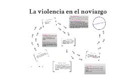 La violencia en el noviazgo