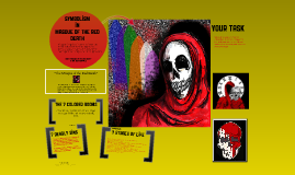"Color Symbolism in ""Masque of the Red Death"""