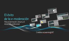 e-Moderación