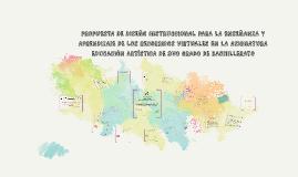 PROPUESTA DE DISEÑO INSTRUCCIONAL PARA LA ENSEÑANZA Y APREND