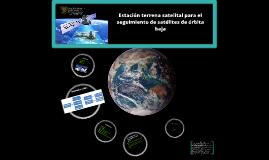 Estaciones terrenas satelitales