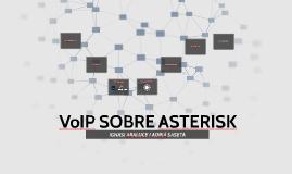 VoIP SOBRE ASTERISK