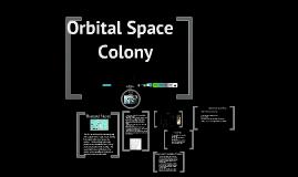Orbital Space Colony