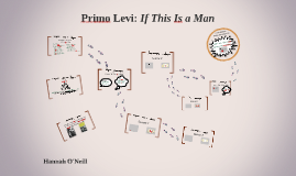 Primo Levi: If This Is a Man