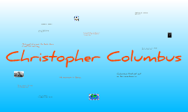 Christpher Columbus