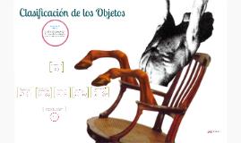 Copy of Clasificacion de los Objetos