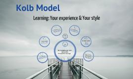 Kolb Model