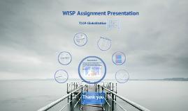 WISP T104 Assignment